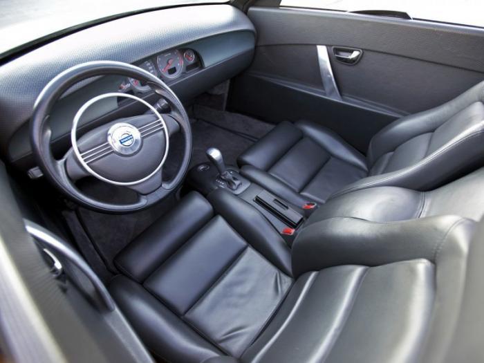 Родстер Volvo T6 в стиле американских хот-родов