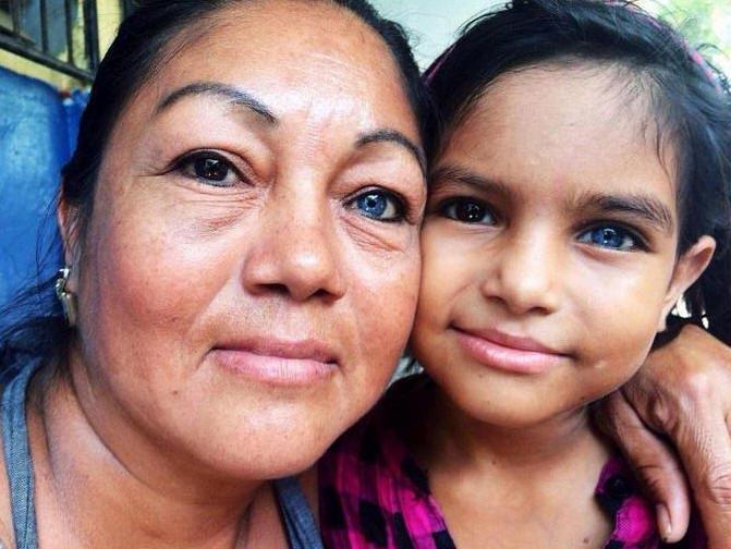 15 поразительных сходств между родителями и их детьми