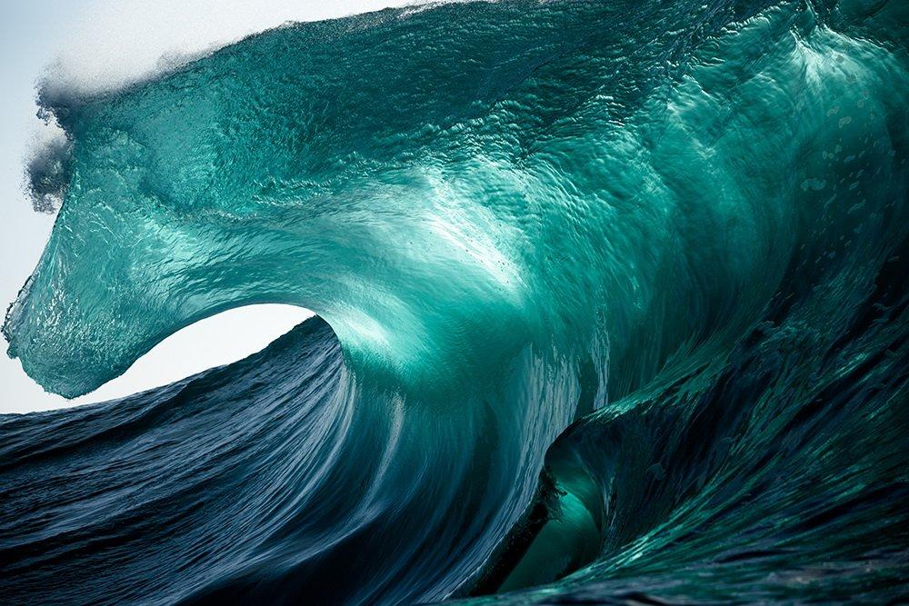 Красота морских волн в фотографиях Уоррена Килана