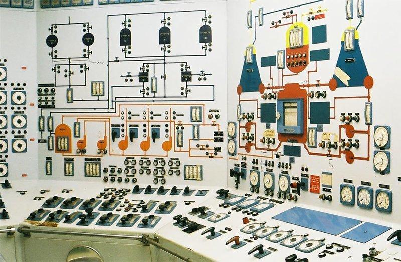 Очарование советских центров управления