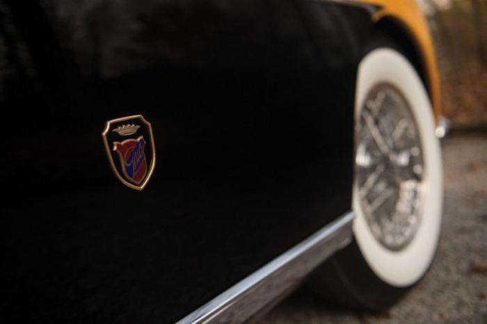 Редкий Ferrari президента Аргентины выставят на аукцион