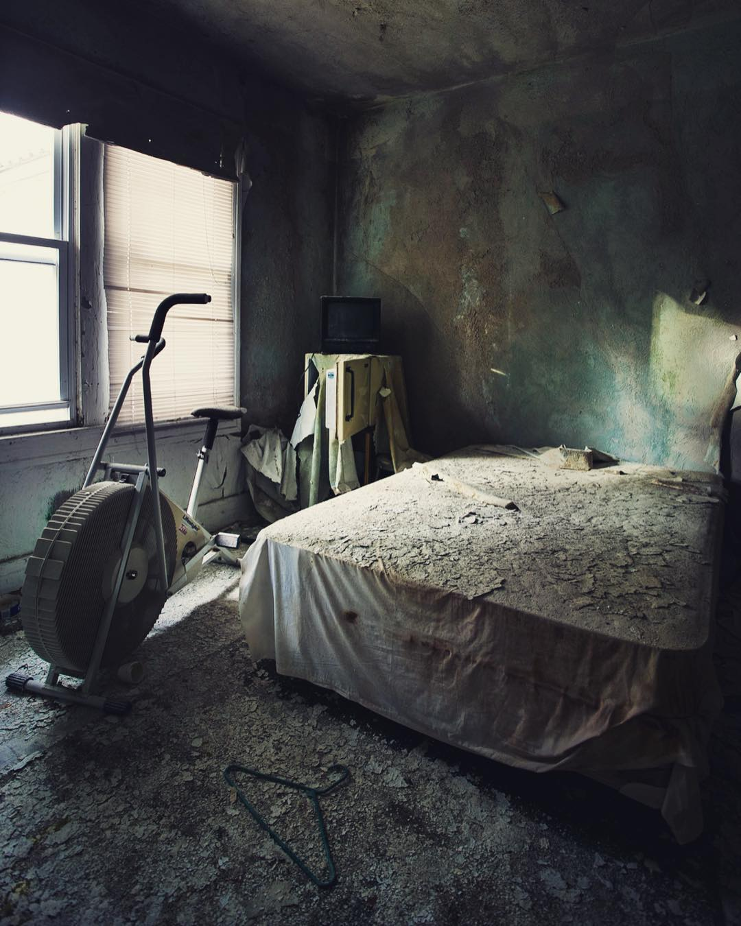 Заброшенные места в США от Дженн Браун