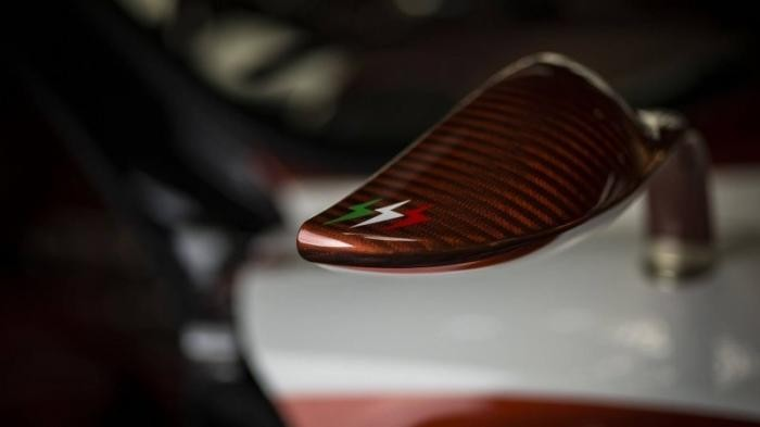 Эксклюзивный Pagani Huayra вдохновленный газотурбинным Fiat
