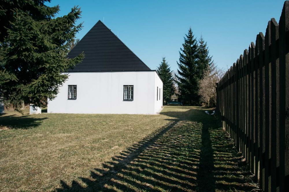 Реконструкция сельского дома в Чехии