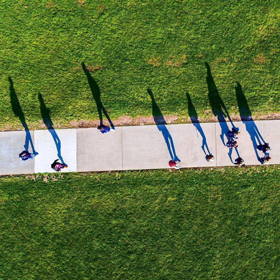 Впечатляющие аэроснимки от Чейза Гуттмана