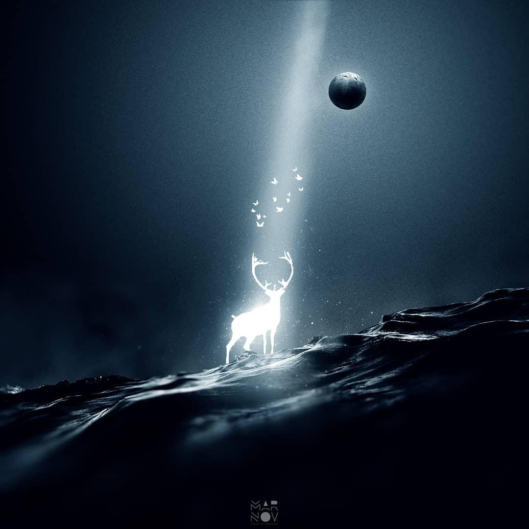Фантастические фотоманипуляции Novans V Adikresna