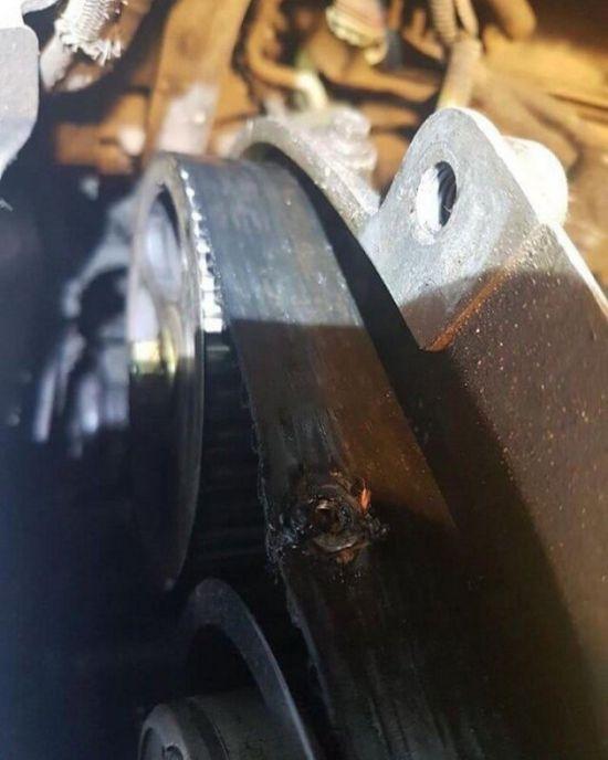 Приколы из автомастерских