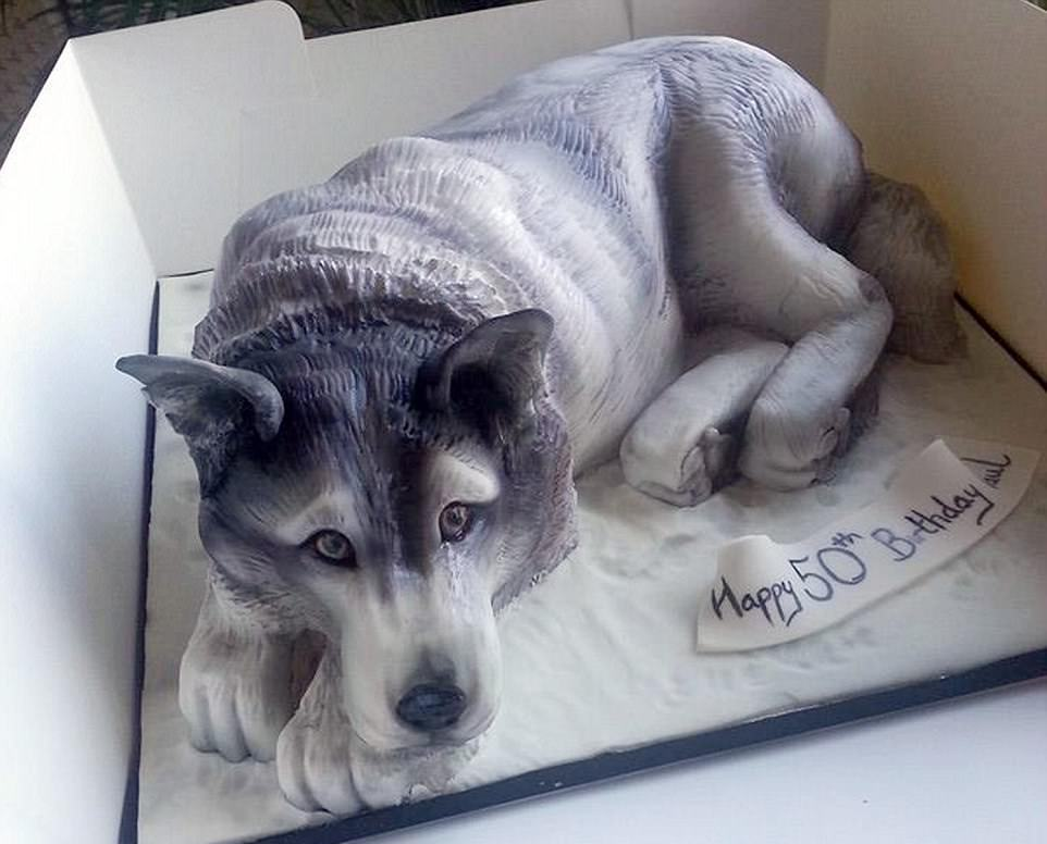 Невероятно реалистичные торты в виде животных