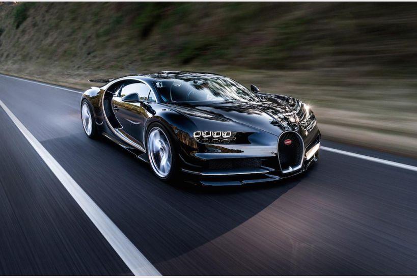 Самые дорогие автомобили 2018 года