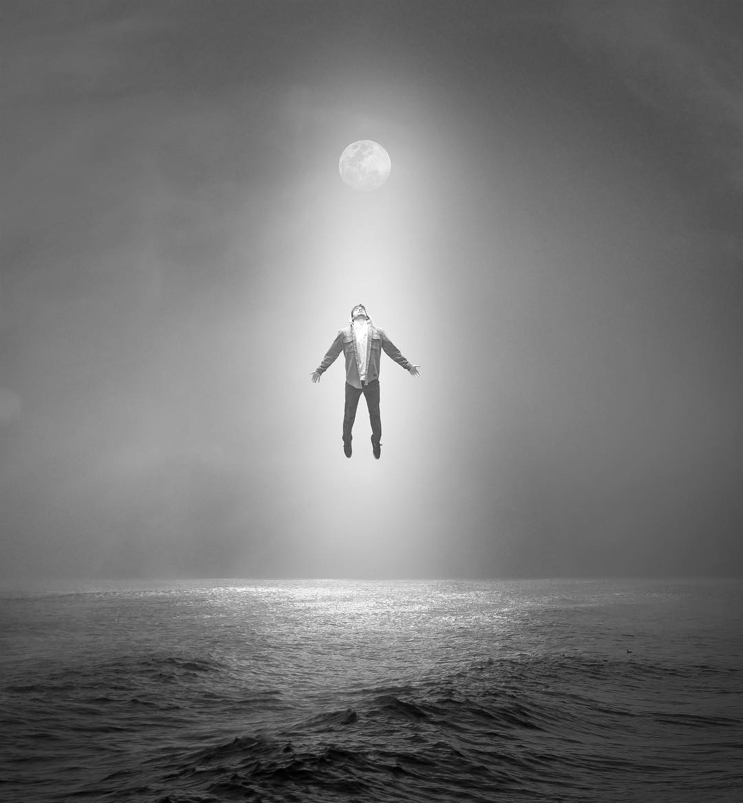 Сюрреалистические фотоманипуляции Тима Эль-Хелу