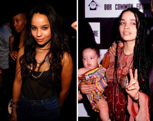 Дети знаменитостей, которые являются копиями своих родителей