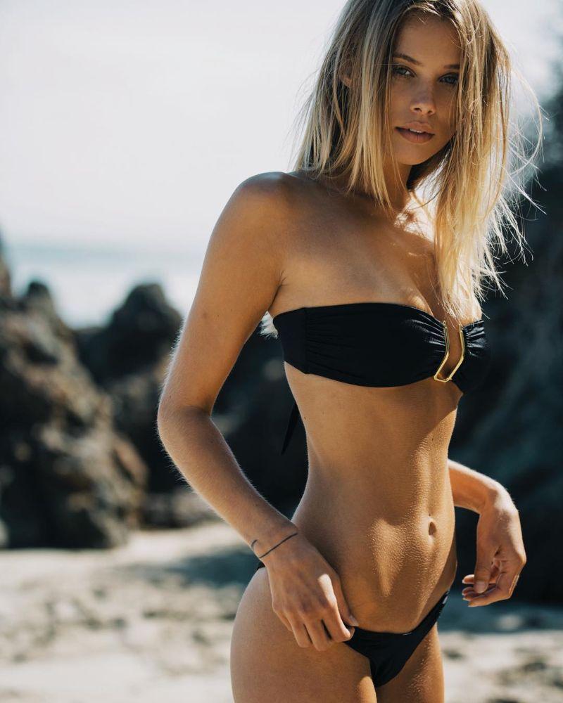 Красота женского тела на снимках Микеля Робертса