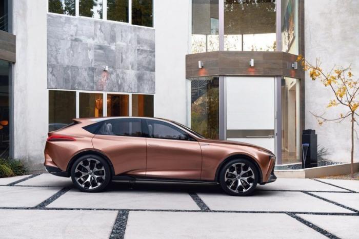 Lexus LF-1 Limitless - концепт люксового внедорожника будущего