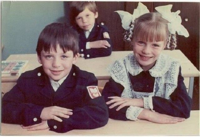 Школьники Советского Союза