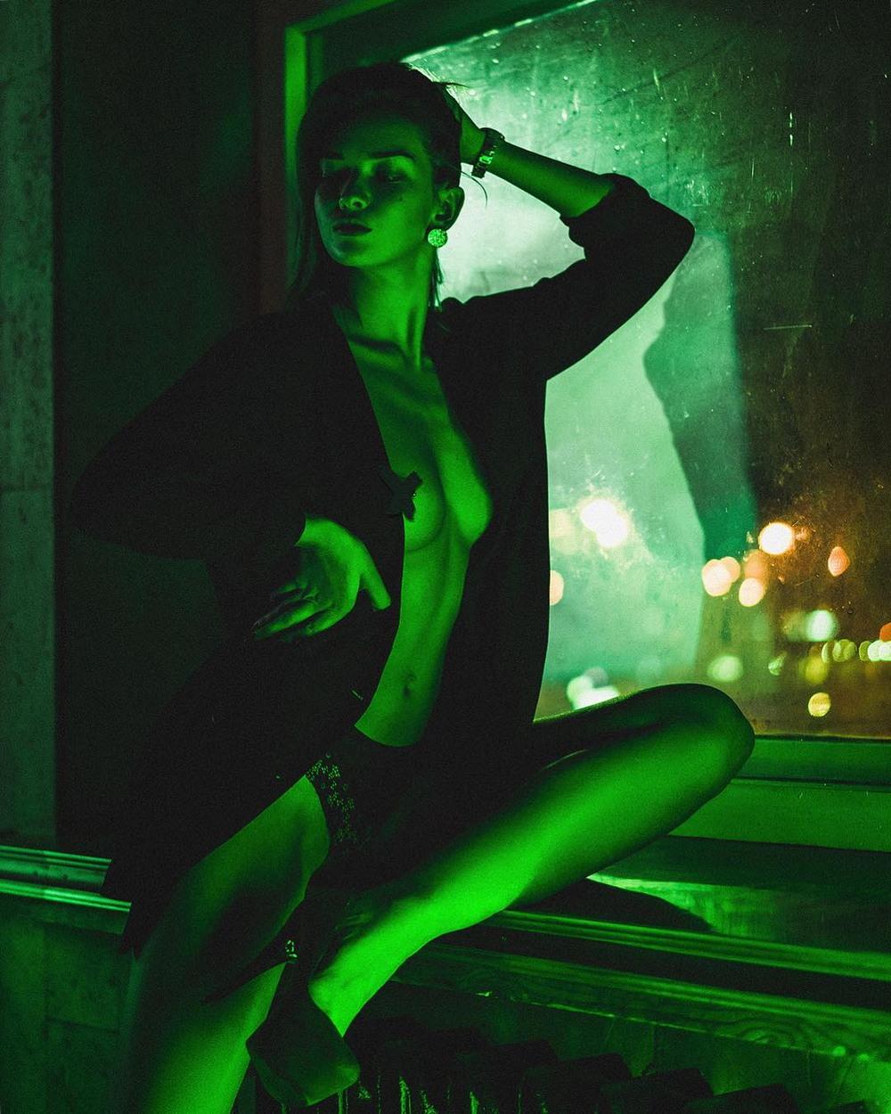Мода и гламур на снимках Дена Бычковского