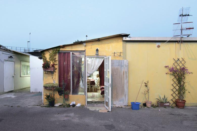 Жизнь в цыганских кварталах в Италии