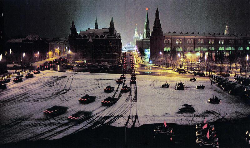 Фотограф National Geographic в СССР