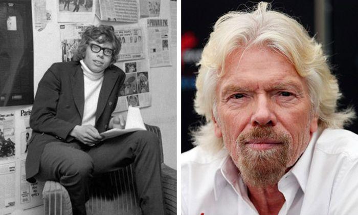 Самые богатые люди планеты в начале своей карьеры и сейчас