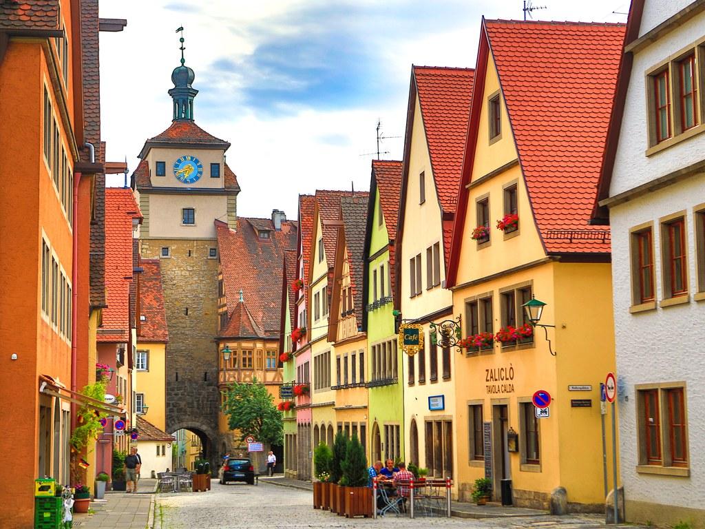 Что следует увидеть в Германии