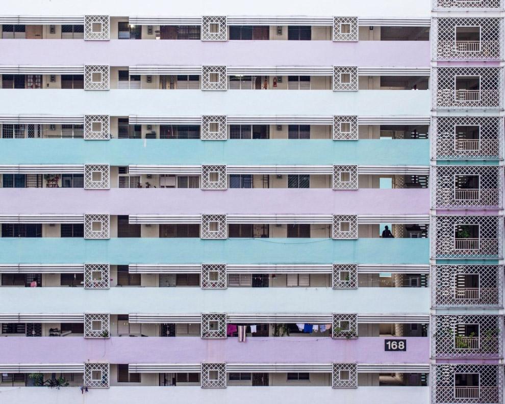 Минималистская архитектура с точки зрения искусственного интеллекта