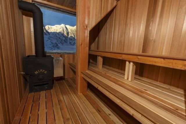 Отель для любителей уединения на Аляске