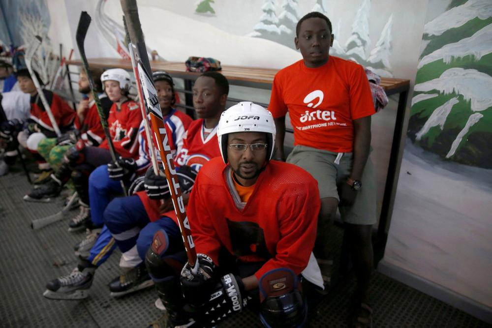 Хоккейная сборная Кении хочет попасть на зимние Олимпийские игры