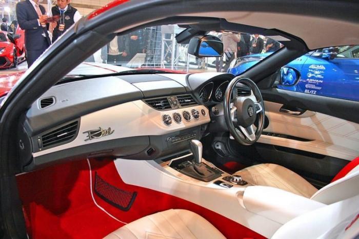 Японцы преобразили BMW Z4 до неузнаваемости