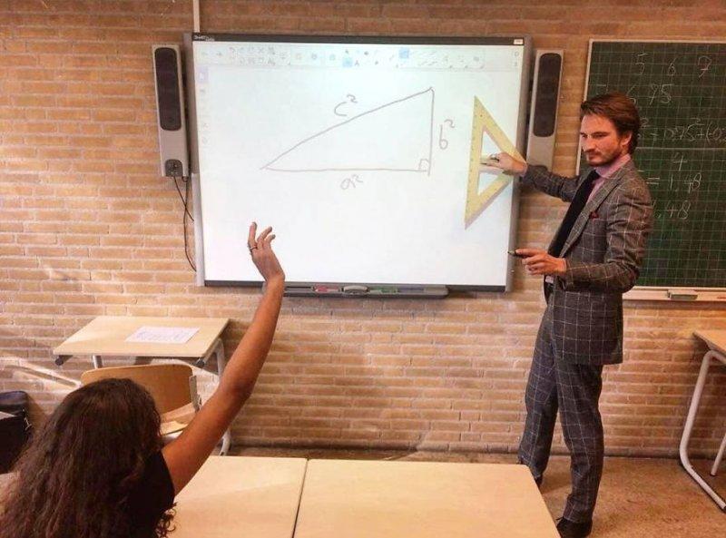 Учитель, который путешествует