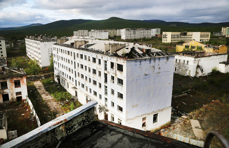 Загадочные места России с дурной славой