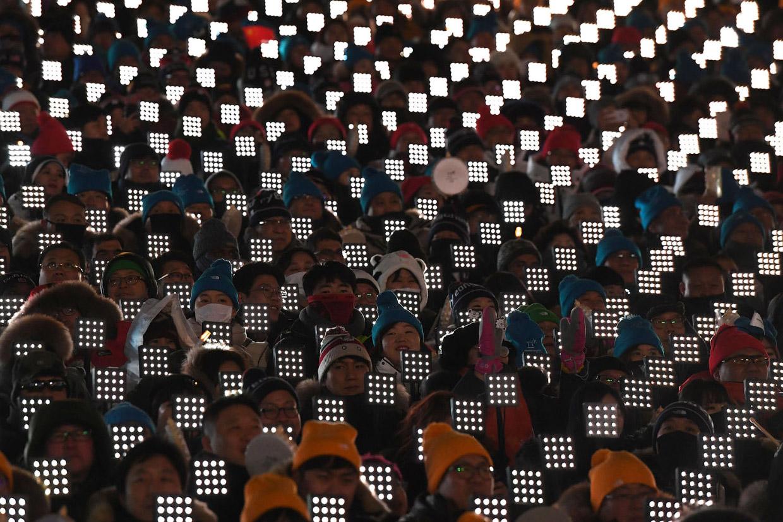Открытие Олимпийских игр в Пхенчхане 2018