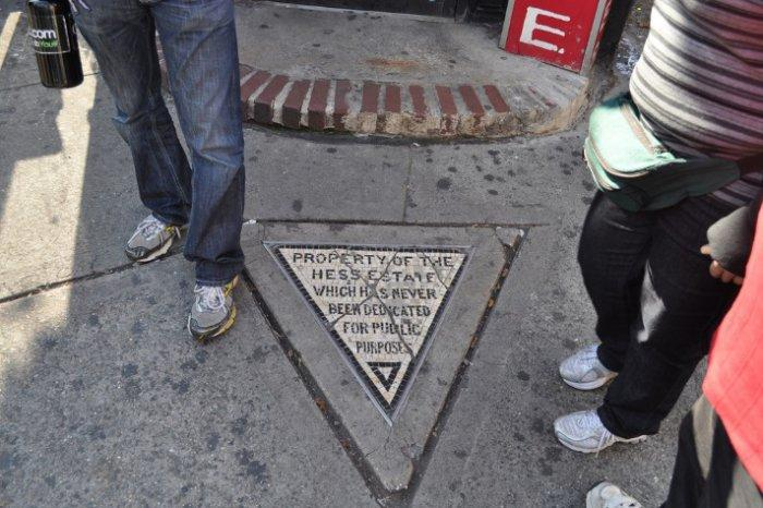 Самая маленькая недвижимость Нью-Йорка
