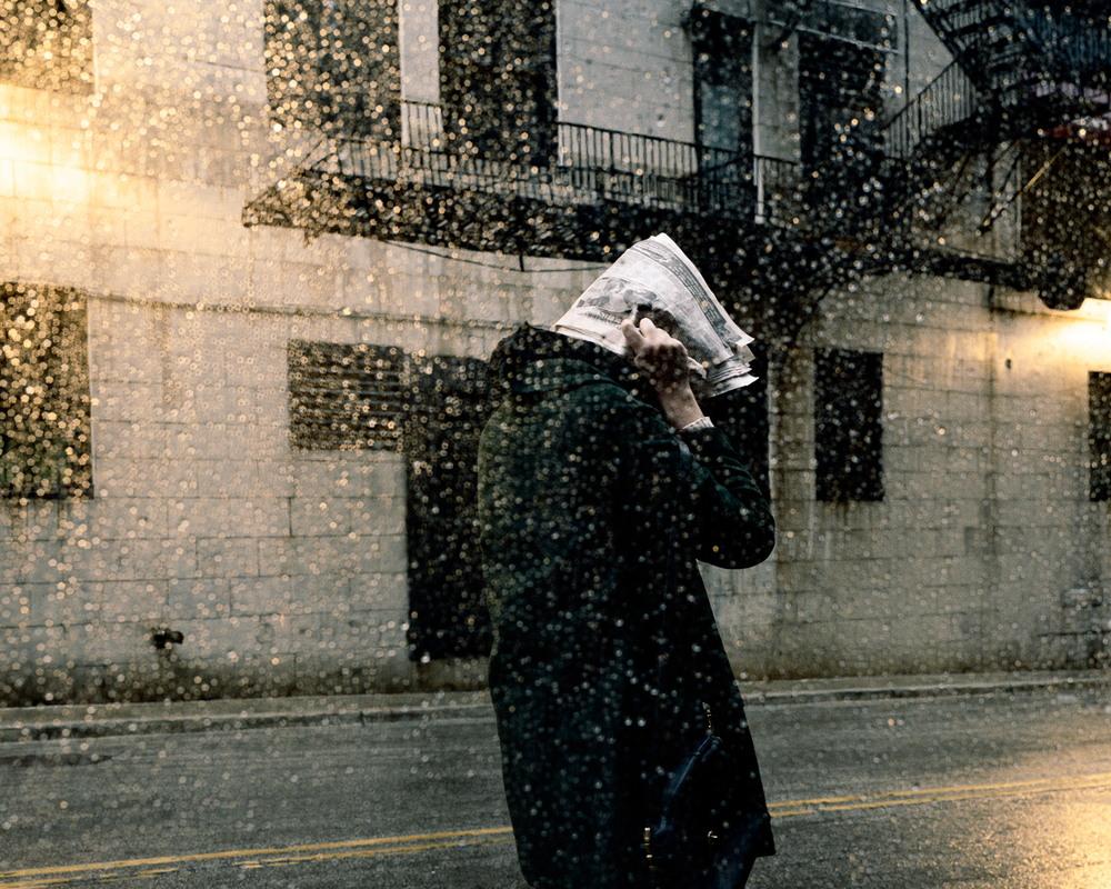 Свет и тени в городских пространствах от Клариссы Боне