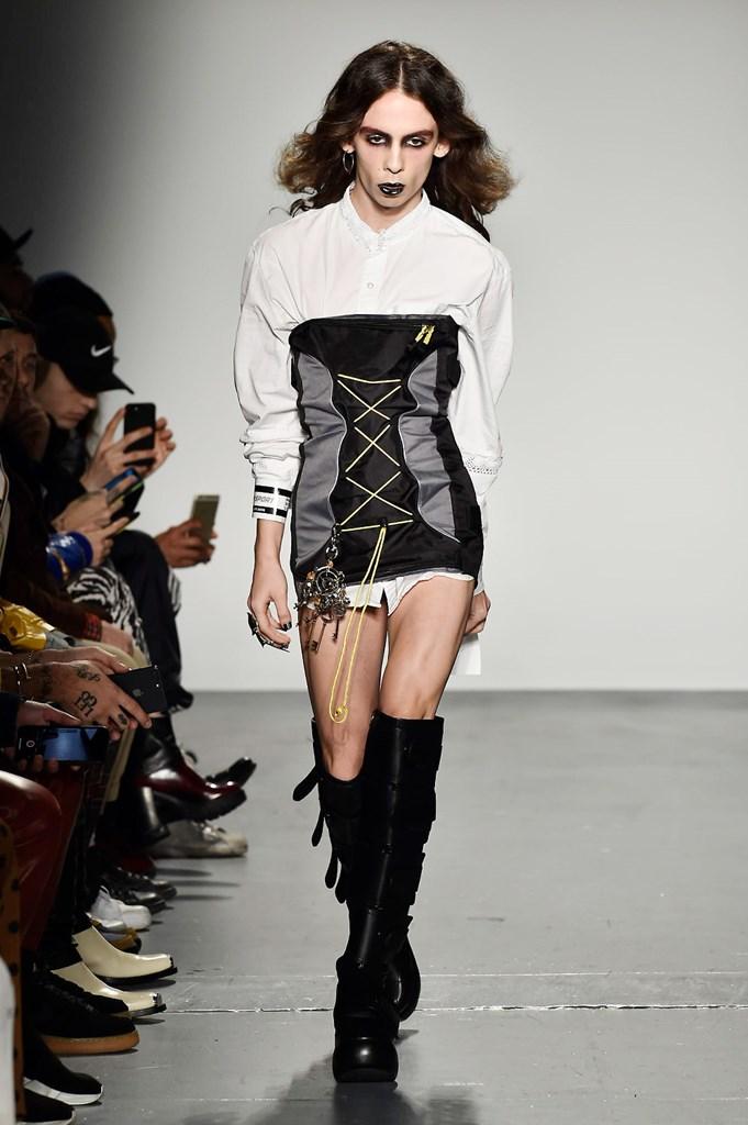 Инопланетная коллекция Gypsy Sport на Неделе моды в Нью-Йорке