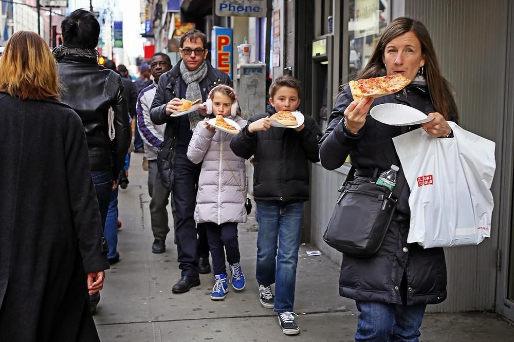 Нравы улиц Нью-Йорка на снимках Рича Дохерти