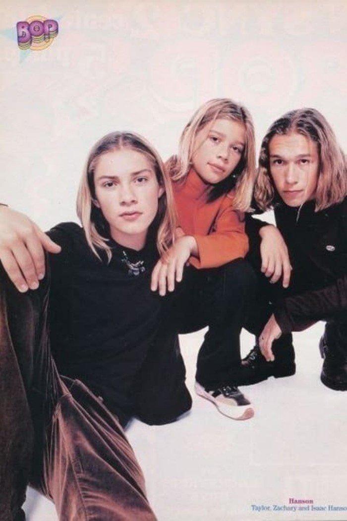 15 звёздных парней из 90-х