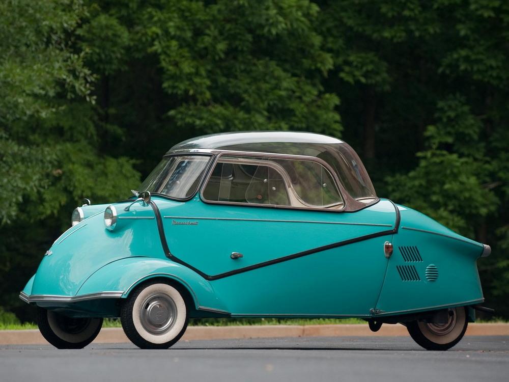 25 странных и необычных автомобилей