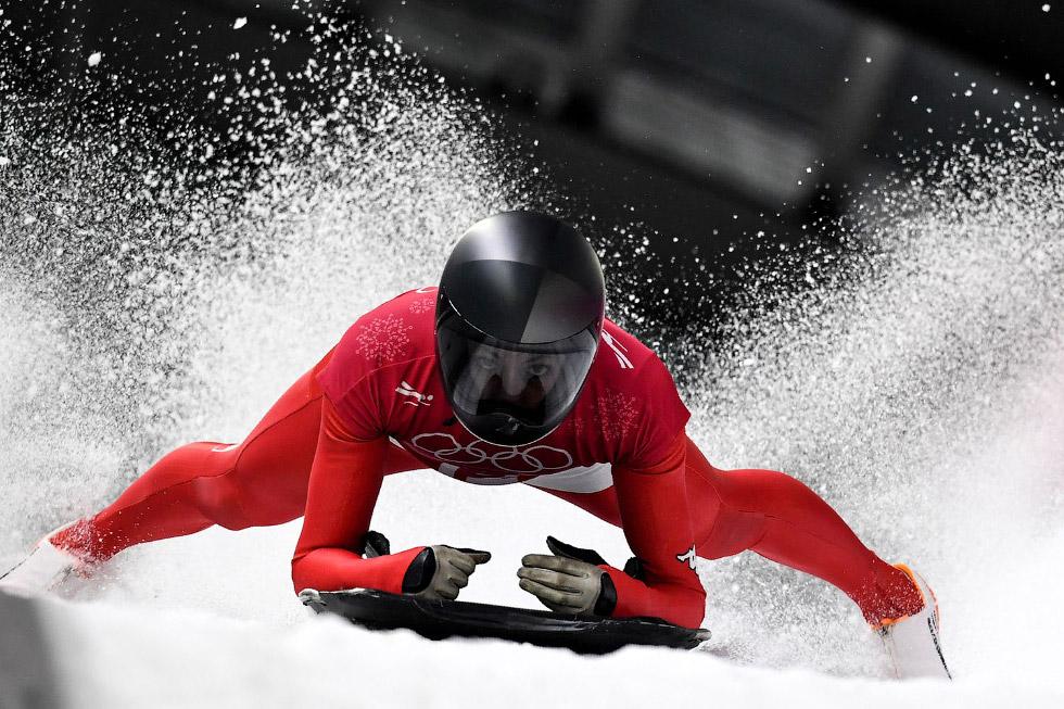 Фотографии первой недели Олимпиады в Пхёнчхане 2018