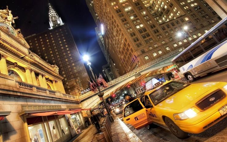 Интересные факты о Нью-Йорке