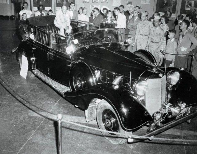 Редкие архивные фотографии из прошлого века