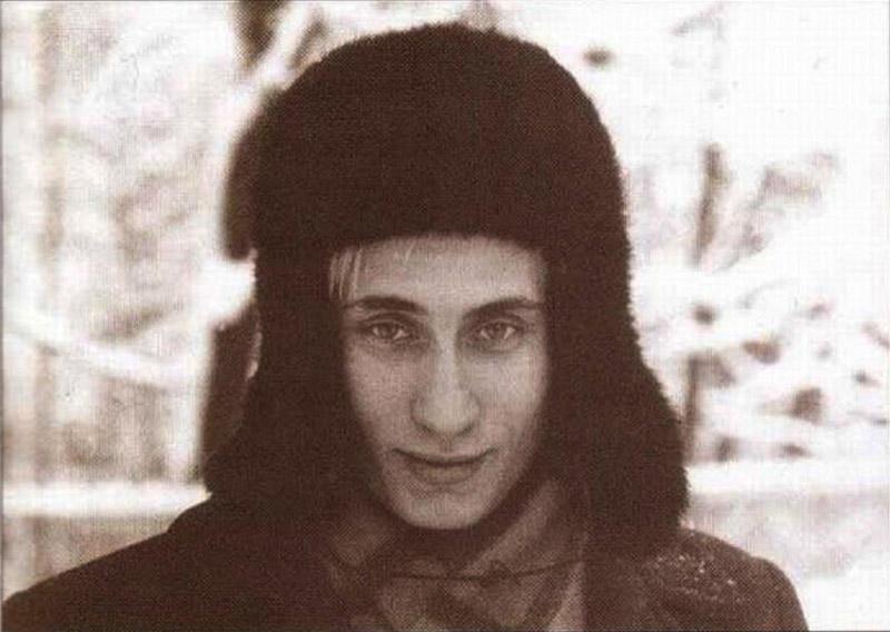 Фотографии знаменитых россиян, какими вы их точно не видели
