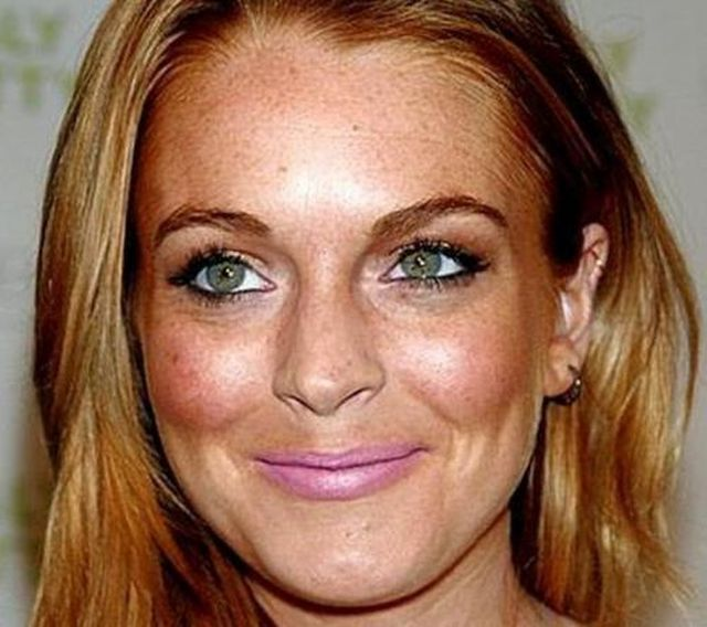 Неудачный макияж знаменитостей мирового масштаба