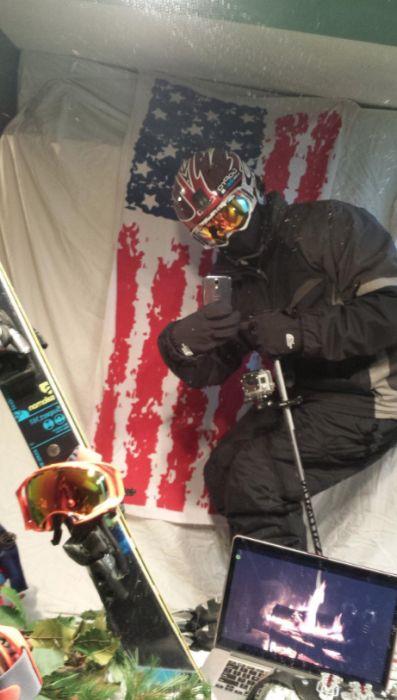 Селфи почти олимпийцев: соревнование в социальных сетях