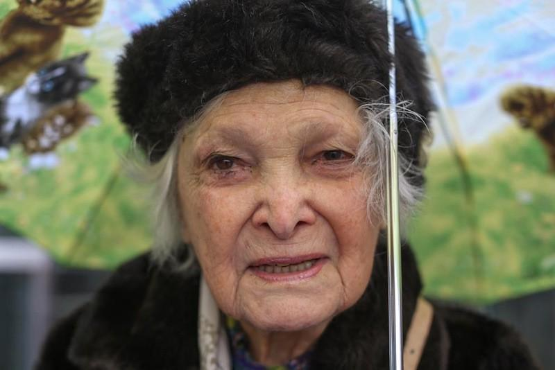 Стильные и мудрые старики Нью-Йорка в фотопроекте Брэндона Стэнтона