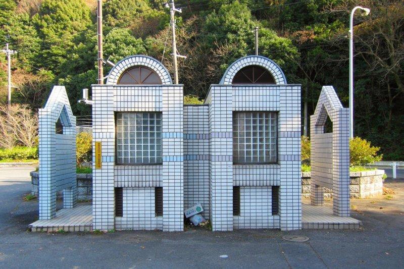 Невероятные общественные туалеты Японии, которые поражают воображение