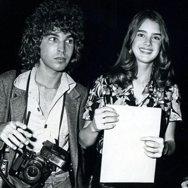 Редкие фотографии знаменитостей от молодого профессионала