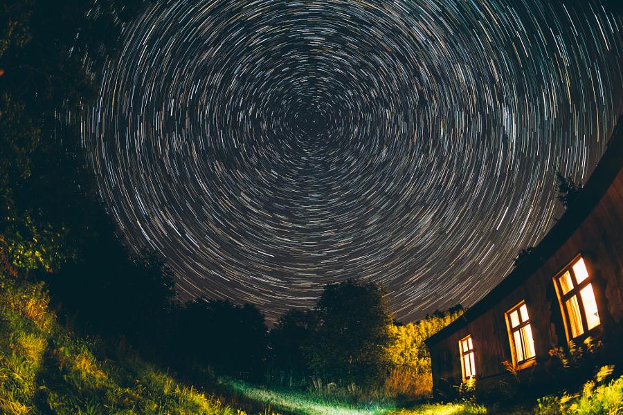 Увлекательные снимки из путешествий одного фотографа