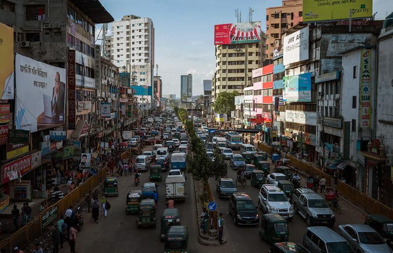 10 городов с самыми большими пробками