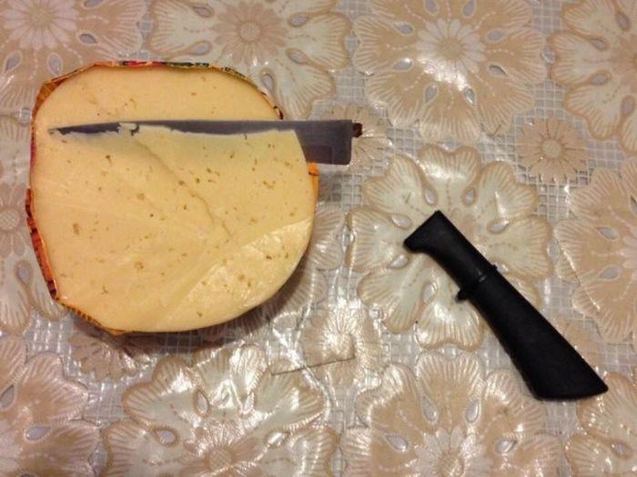 Небольшие кухонные аварии и неудачи