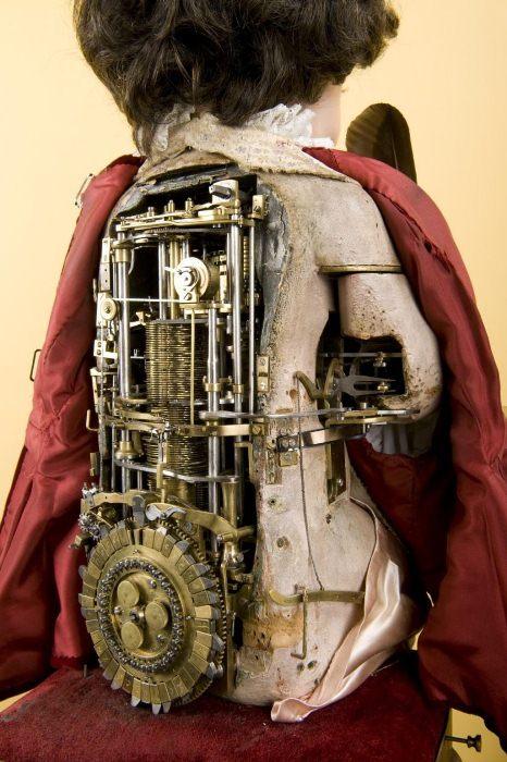 Автомат Писарь - прототип современного принтера