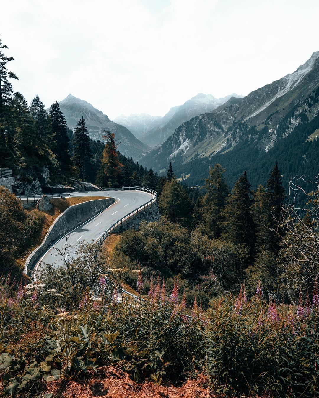 Городские и природные пейзажи от Криса Н